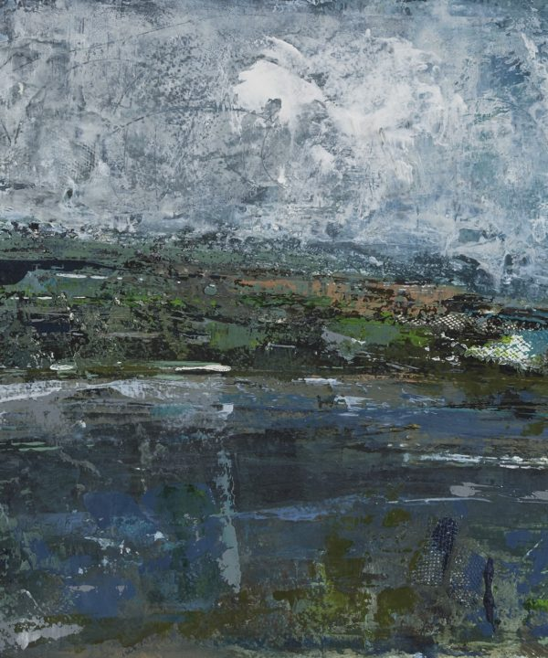 At Dusk Light Irish landscape art print by Emma Tweedie and available through Telescope Style.